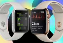 Apple Watch Serie 4 vs Serie 3
