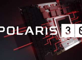 AMD Radeon RX 590 Polaris 30