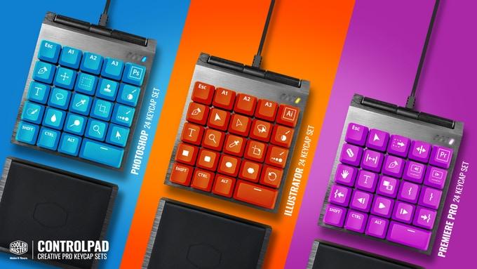 Cooler Master ControlPad Kickstarter
