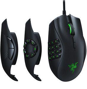 Recensione Razer Naga Trinity Tre mouse in uno