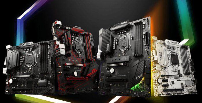 Schede madri Intel serie 300 B360