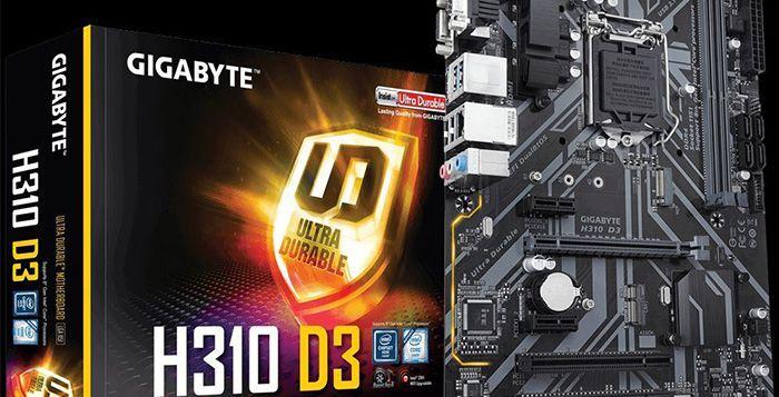 Schede madri Intel serie 300 H310