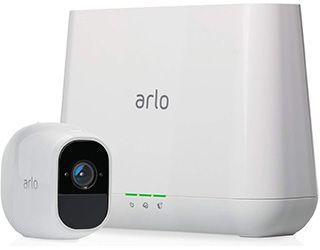 casa intelligente videocamera per la sicurezza interna Arlo