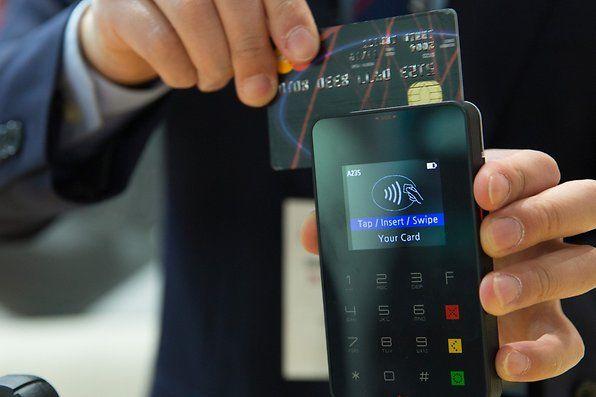 chip NFC pagamenti