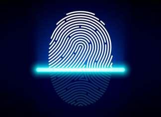 sensore di impronte digitali negli smartphone