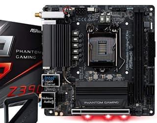 ASRock Z390 Phantom Gaming-ITX Mini-ITX
