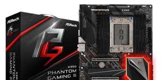ASRock scheda madre HEDT X399 Phantom Gaming 6