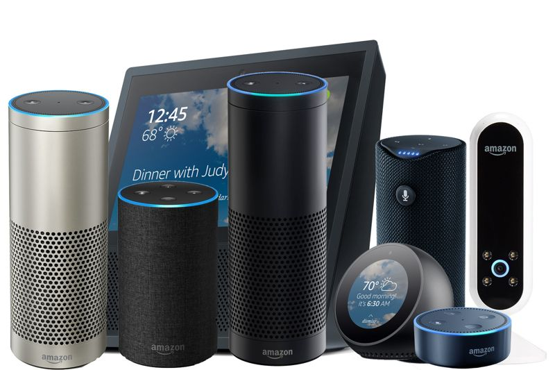 Amazon Alexa arriva in italia, quale Amazon Echo comprare