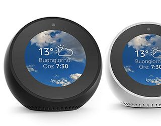 Amazon Echo Spot Alexa