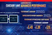 Intel Cascade Lake AP 48 core