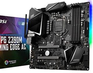 MSI MPG Z390M Gaming Edge AC Micro ATX