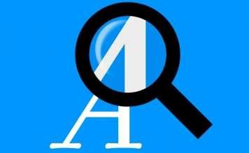 identificare e riconoscere font da immagine