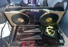 Benchmark NVIDIA RTX TITAN pc