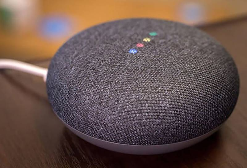 Come controllare Google Home mini senza la voce