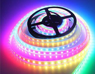 Miglior kit striscia LED RGB Alitove WS2812B