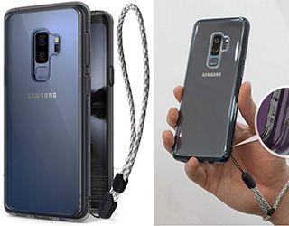 Migliori cover Galaxy S9 Ringke Fusion