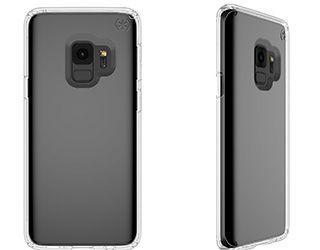 Migliori cover Galaxy S9 Speck Presidio Clear