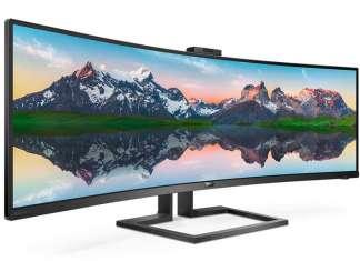 monitor Philips 499P9H