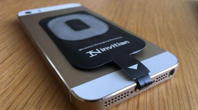pad ricarica wireless iPhone