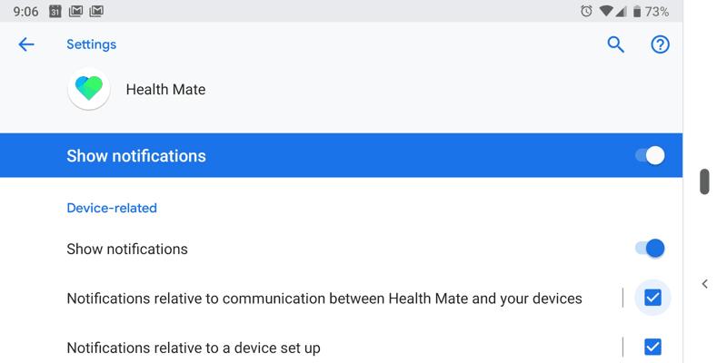Android Notifiche avanzate