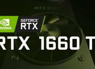 NVIDIA GeForce GTX 1660 Ti informazioni