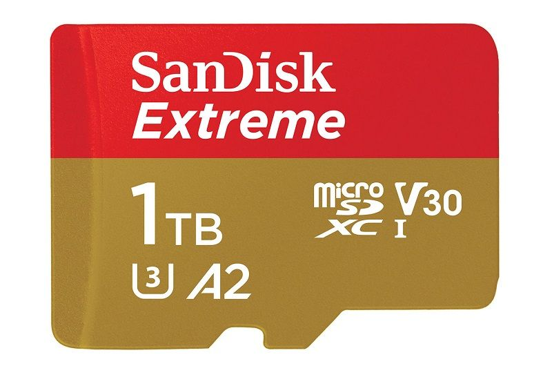 SanDisk MicroSD Card da 1TB