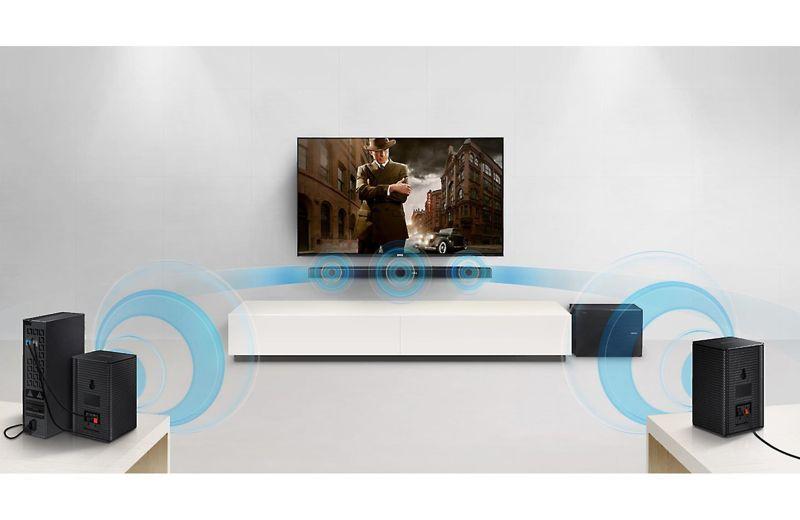 scegliere una Soundbar Dolby Atmos e DTS X