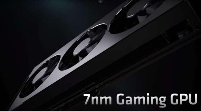GPU Navi 7nm di AMD