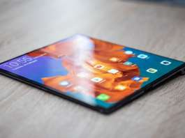 Huawei Mate X Qualità del display