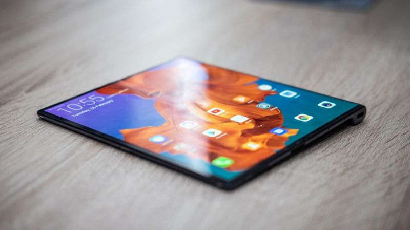Huawei Mate X Qualità del display