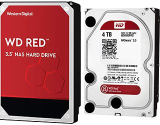 Migliore HDD WD Red HDD SATA 600