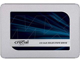 Migliori SSD crucial mx 500