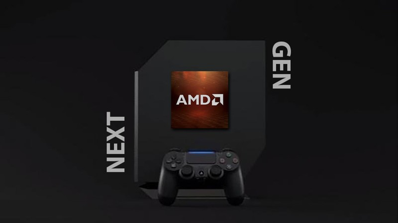chip 7nm di AMD per PlayStation 5