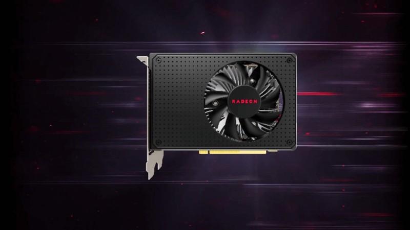 AMD Radeon RX550X diventa Radeon RX 640