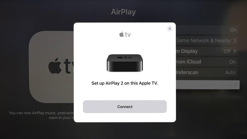 Accedere ad iCloud su iOS e Apple TV