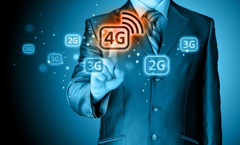 potenza del segnale dello smartphone
