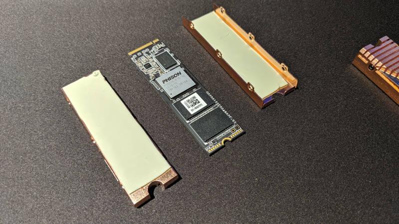 PCIe 4.0 SSD contro GPU