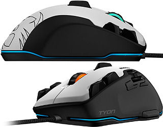 mouse da gaming MMO Roccat Tyon