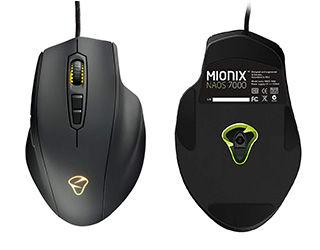 mouse da gaming Mionix Naos 7000
