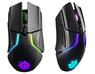 mouse wireless SteelSeries Rival 650