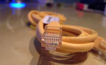 problema connessione Ethernet cablata