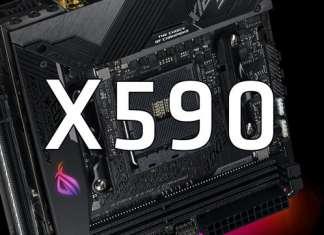ASUS schede madri X590