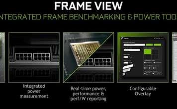 Nvidia FrameView monitorare prestazioni in gioco