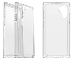 Migliori cover Samsung Galaxy Note 10 Otterbox Symmetry Clear