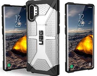 Migliori cover Samsung Galaxy Note 10 Plasma UAG