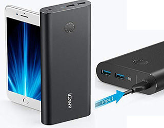 Migliori power bank Anker Powercore