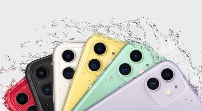 iPhone 11 vs iPhone 11 Pro Colori