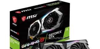 NVIDIA GeForce GTX 1660 SUPER