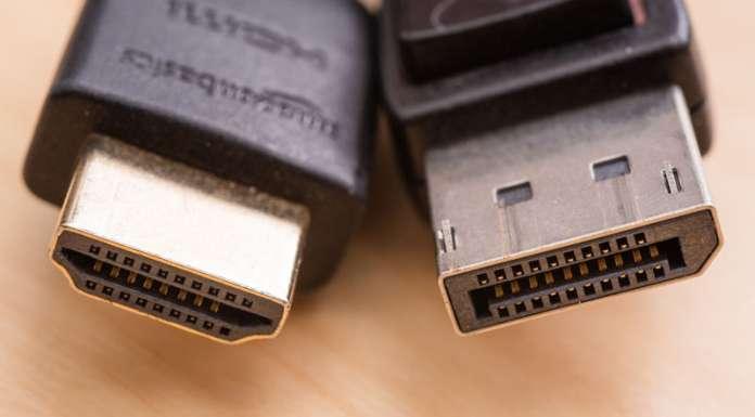 HDMI vs DisplayPort Caratteristiche