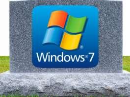 Windows 7 muore passare Windows 10